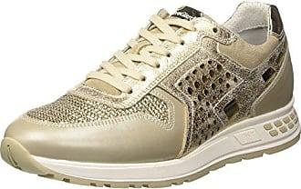 A719200d Vernice Velour Nero, Damen Sneaker, Schwarz - Schwarz - Größe: 39 EU Nero Giardini