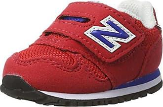 New Balance Yv574v1, Zapatillas Unisex Niños, Rojo (Dark Red), 28 EU