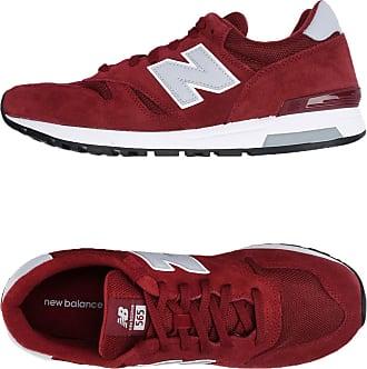 NEW BALANCE 565 SUEDE/MESH Sneakers & Tennis basses femme. tLT895Q9U7