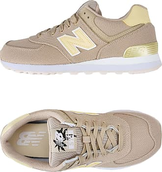 574 TEXTILE BRIGHT - FOOTWEAR - Low-tops & sneakers New Balance 2pi2p