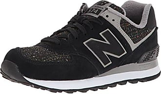565, Sneakers Basses Femme, Multicolore (Black/Turquoise), 38 EUNew Balance