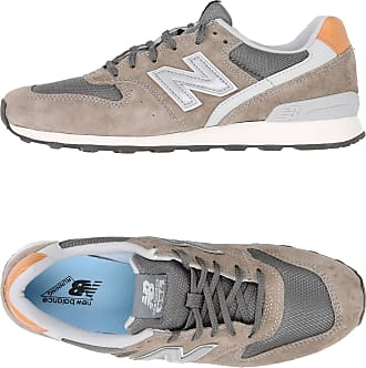 996 PIGSKIN MESH - FOOTWEAR - Low-tops & sneakers New Balance IdnJEb5nx0
