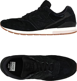 996 SYNTHETIC NUBUCK PATENT DETAILS - FOOTWEAR - Low-tops & sneakers New Balance MjL63