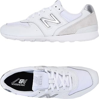 996 WHITE SILVER PACK - FOOTWEAR - Low-tops & sneakers New Balance ioUP6LacPu