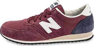 New Balance CM620 Lifestyle, Chaussures de Tennis Homme, Black/Red (009), 42 EU