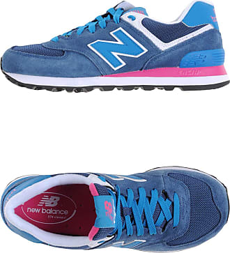 574 TEXTILE SOPHISTICATED - FOOTWEAR - Low-tops & sneakers New Balance rzeJO5s3