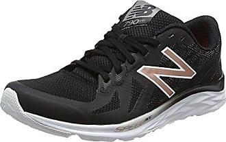 New Balance Ww928v3, Chaussures Multisport Indoor Femme, Noir (Black/Black), 41.5 EU