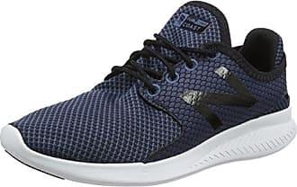 New Balance 500 Chaussures Femmes, Bleu Marine / (rng Or), 36,5 Eu