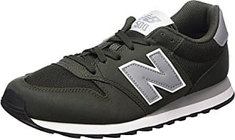 New Balance ML Wl574, Baskets Basses Homme, Vert (Green), 40.5 EU