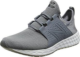 Fresh Foam Cruz Sport Pack Reflective, Chaussures de Running Homme - Noir (Black), 44.5 EU (10 UK)New Balance