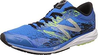 New Balance Flash Run V1, Chaussures Multisport Outdoor Homme, Bleu (Blue), 42 EU