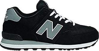 New Balance M574 D 13H, Baskets mode homme - Noir (Black/001), 40 EU (7 US)