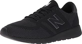 New Balance 597, Running Homme, Noir (Black/White AAC), 49 EU