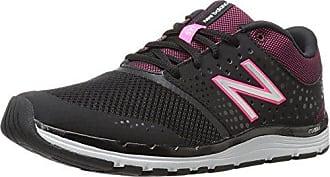 New Balance 590, Chaussures de Running Entrainement Femme, Multicolore (Black/Pink 018), 37 EU