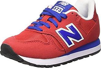 New Balance FS996, Zapatillas Unisex Niños, Rojo (Alpha Red), 25 EU