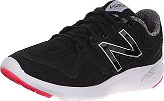 New Balance Damen 910v3 Traillaufschuhe, Mehrfarbig (Black/Pink), 35 EU