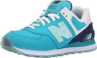 Biella Damen Schuhe Sneaker 5690, Schuhgröße:EUR 41, Farbe:Türkis Rohde