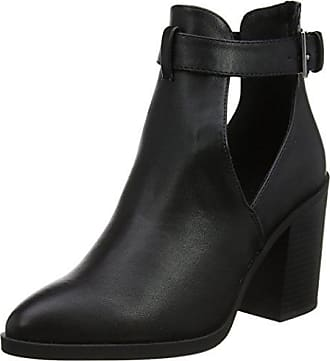 New Look Damen Poser Stiefeletten, Black (Black 1), 37 EU