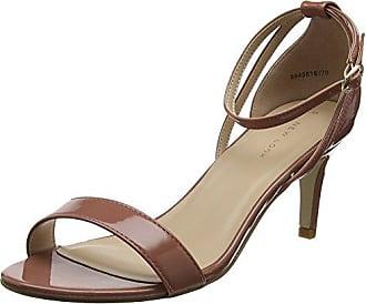 Sims, Zapatos con Tacon y Correa de Tobillo para Mujer, Rosa (Light Pink 70), 39 EU (6 UK) New Look