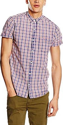 Denim, Chemise Casual Homme, Bleu (Light Blue), X-Large (Taille Fabricant: 54)New Look