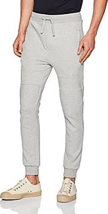 Mens Ecru Biker Sports Jogger New Look 2018 Sale Online Cheap Sale Genuine Cheap Sale Pre Order Good Selling Outlet Cheap Online DRSfwdMhS