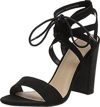 Vanity, Zapatos de Tacón con Punta Cerrada para Mujer, Negro (Black 1), 37 EU New Look