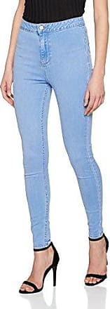 Mojito Ripped, Jeans Skinny Femme, Blue (Blue Pattern), (Taille Fabricant:36)New Look