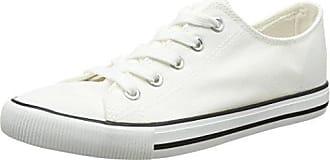 Nouveau Look Moochy Pieds De Large, Femmes, Chaussures Blanc (blanc 10), 38 Ue