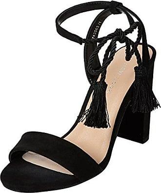 5188644 - Punta Abierta de Material Sintético Mujer, Color Negro, Talla 40 New Look