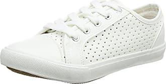 Meo, Baskets Femme, Blanc (White 10), 39 EUNew Look