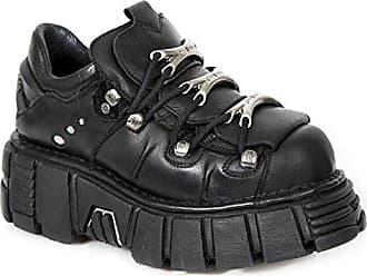 New Rock M.120-S1, Zapatillas Unisex Adulto, Negro (Negro 001), 38 EU