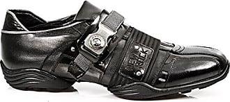 New Rock 8147 S1, Espadrilles Homme, Noir (Black), 44 EU