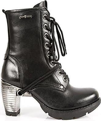 M Crp002 S1, Unisex-Erwachsene Stiefel, Schwarz (Noir), 39 EU New Rock