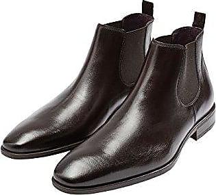 Damen Lässige Chelsea-Stiefel aus Leder Beere EU 43 Next WDxQVTyovp