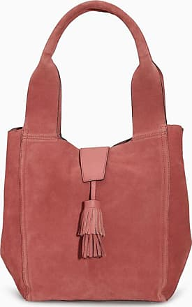 Shop Offer Cheap Price Womens Next Leather Tassel Hobo Bag - Pale Pink Next Buy Cheap Choice zmgrf