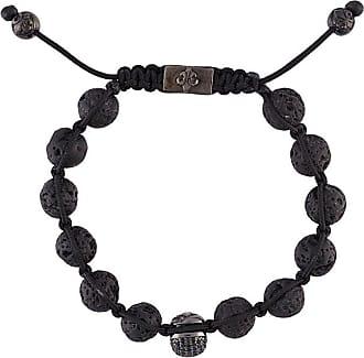 stone bracelet - Black Fefē All Seasons Available Free Shipping Professional For Sale Footlocker MKbvGRq