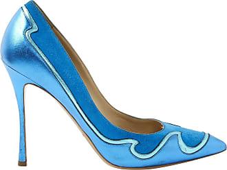 Pre-owned - Blue Heels Nicholas Kirkwood 8HAg9BG1RF