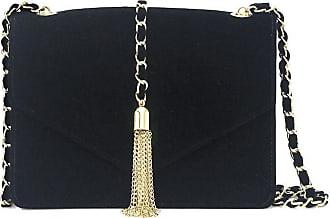Nicole Miller Tara Tassel Crossbody Bag W4OTjoeH