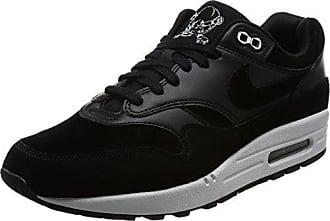 Nike 880268 010 Homme, (Wolf Grey/White-Black), 40.5 EU