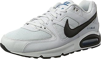 Nike Air Max Command, Baskets Mode Homme, Blanc (Summit White/Pure Platinum-Black 102), 39 EU
