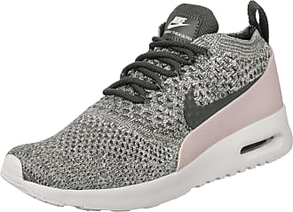 Air Max Thea Flyknit W chaussures gris roseNike 8Io62xOt