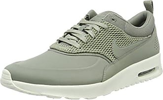 Air Max 90, Zapatillas para Mujer, Verde (Med Olive/Dark Stucco-Sequoia-Gum Light Brown 205), 36 EU Nike