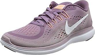 Nike Genicco - Zapatillas de Entrenamiento Mujer, Gris - Grau (Wolf Grey/Black/White), 36.5