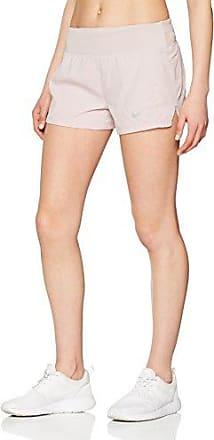 W NK FLX Short 3IN Triumph, Pantalones Cortos Deportivos para Mujer, Grigio 036, 42 Nike