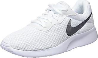 Nike Tanjun, Chaussures de Sport Homme, Blanc (Weiß), 40.5 EU