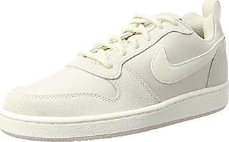 Court Borough Low, Zapatillas para Mujer, Blanco (White/Noble Red-Solar Red-Pure Platinum), 36 EU Nike