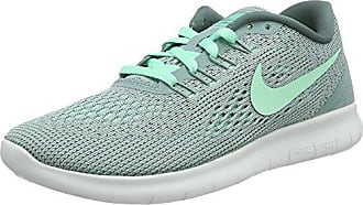 Nike WMNS Free RN, Chaussures de Trail Femme, Turquoise (Cannon/Green Glow-Hasta-Off White), 37.5 EU