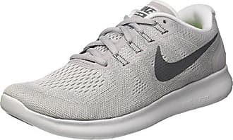 Wmns Nike Ld Runner Zapatillas de trail running, Mujer, Gris (Wolf Grey/White/Black 006), 38.5 EU (5 UK) Nike