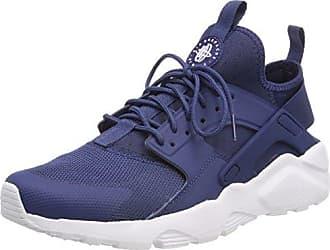 Nike Downshifter 8, Scarpe Running Uomo, Blu (Midnight Navy/White-Dark Obsid 400), 44.5 EU