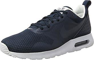 Nike Air Huarache Run, Scarpe Running Uomo, Blu (Navy/White 409), 42.5 EU